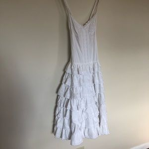 Betsey Johnson White Dress